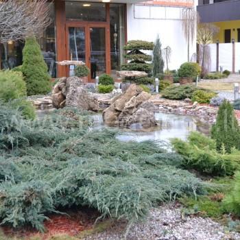 Rytietiško stiliaus sodas