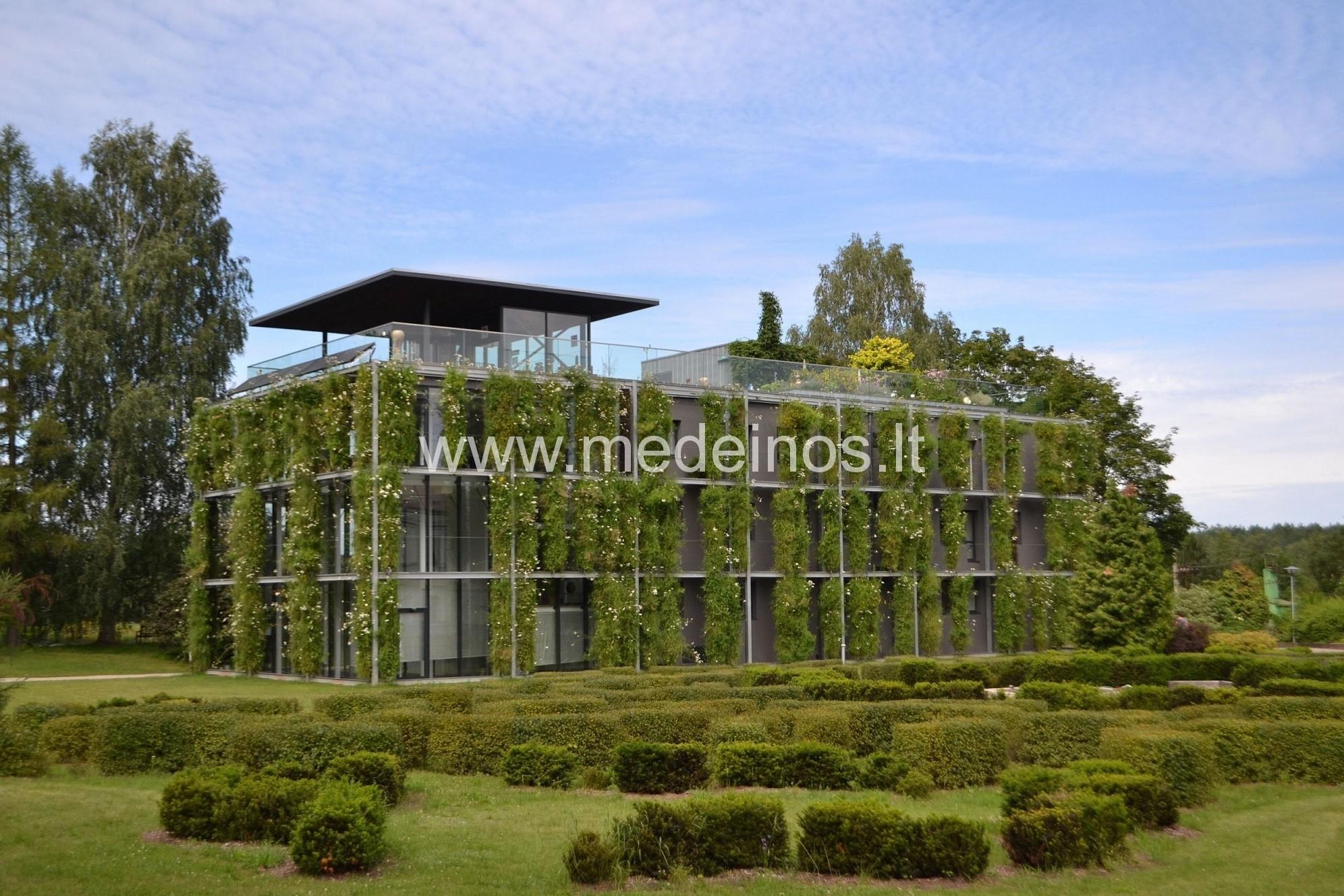 Pažintis su Vilniaus Botanikos sodu